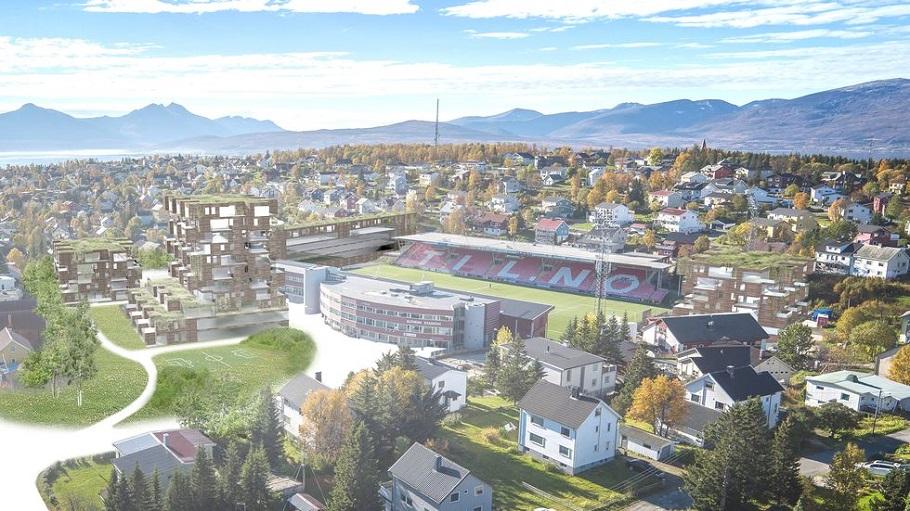 Nye Alfheim stadion