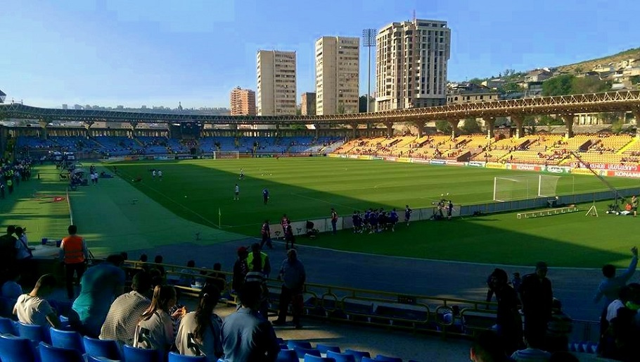 Vazgen sargsyan republikk stadion