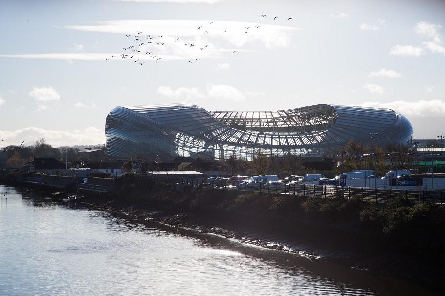 Aviva Arena Dublin