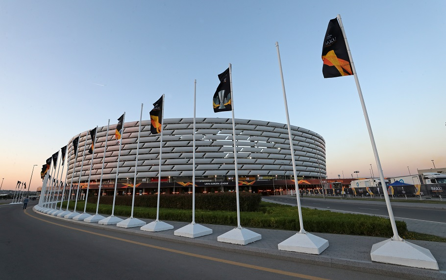 Olympic stadion Baku