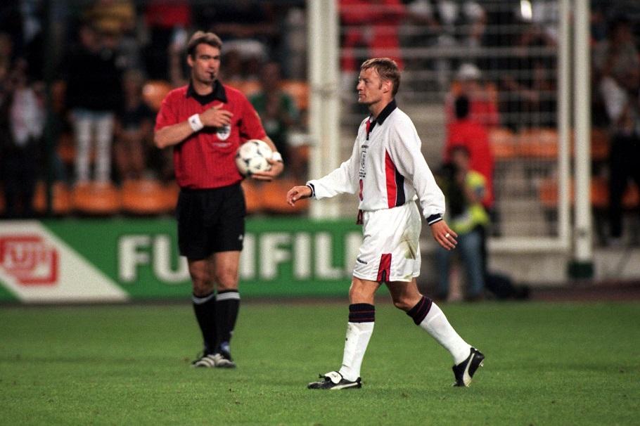 David batty England aegentina 1998