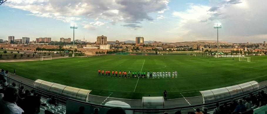 Yerevan football acedemy stadion