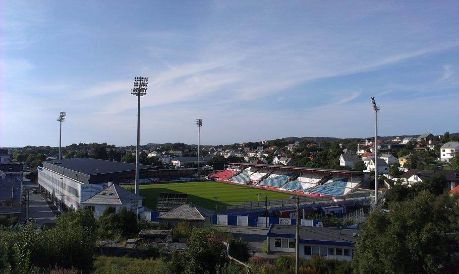 Haugesund stadion utbygging