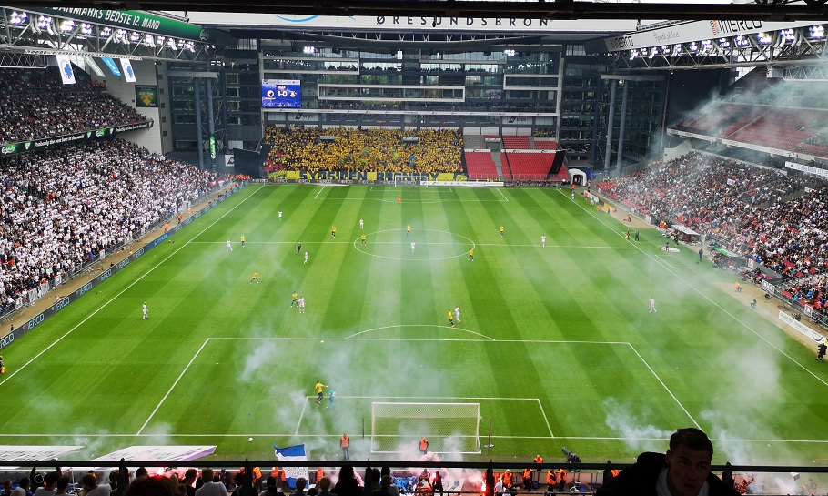 Copenhagen brøndby derby