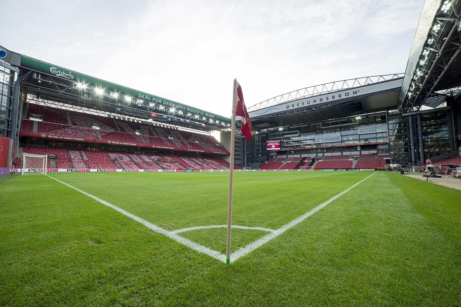 Parken stadion København