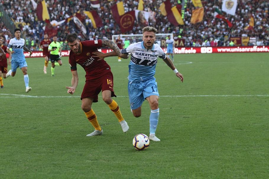 Lazio Roma derby