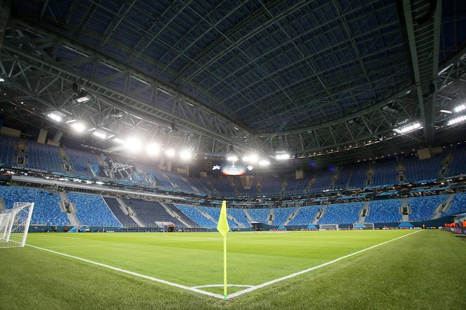 Saint Petersburg stadion