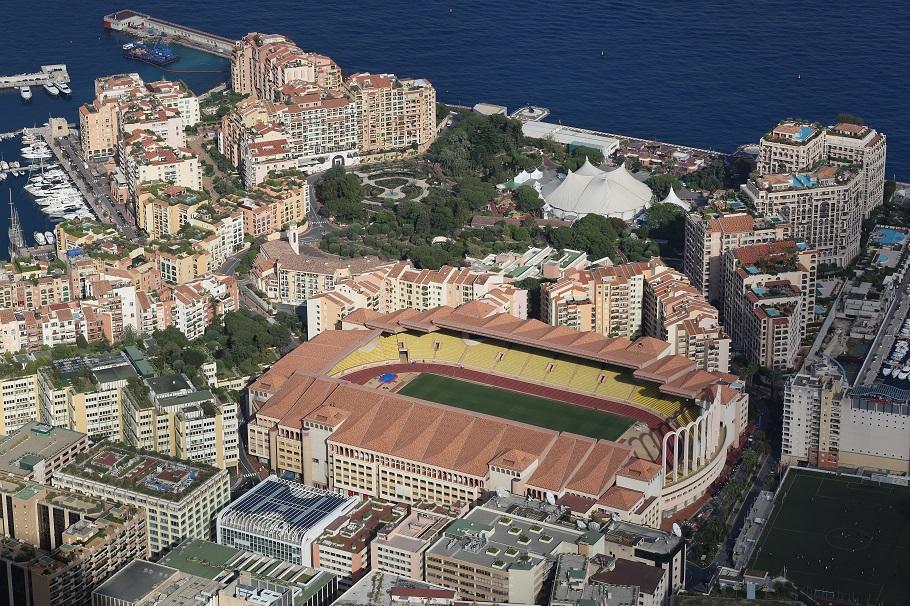 Stade Louis II AS Monaco julekalender