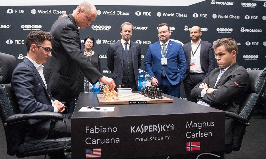 Magnus Carlsen spilltips odds sjakk bet spill