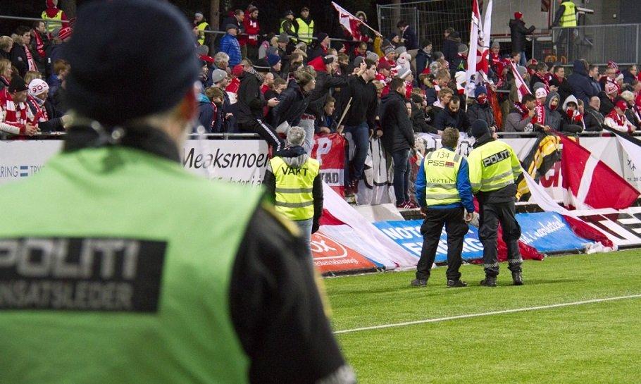 Nedrykksdrama i Eliteserien