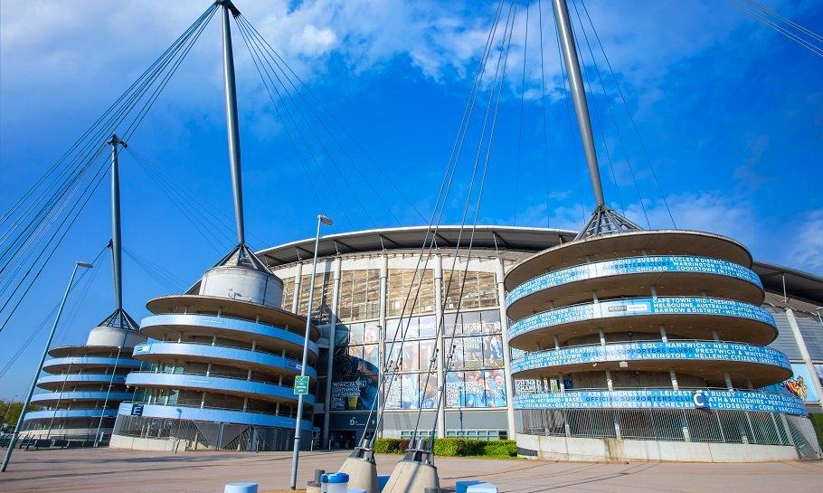 Manchester City Burton