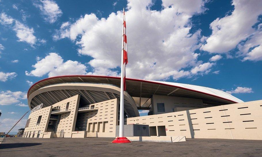 Wanda Metropolitano atletico madrid juventus spilltips