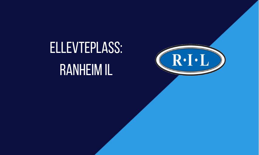 Tabelltips Eliteserien 2019 ranheim il