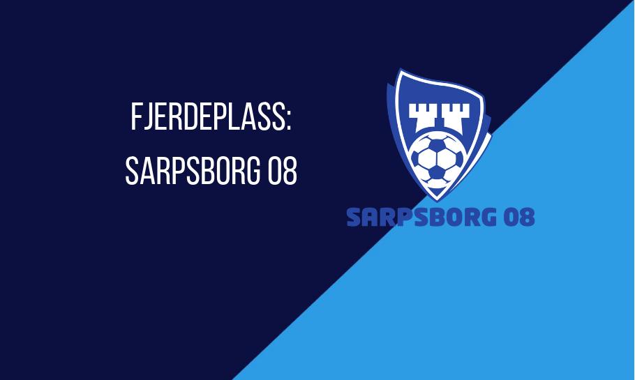 Eliteserien tabelltips Sarpsborg 08 2019