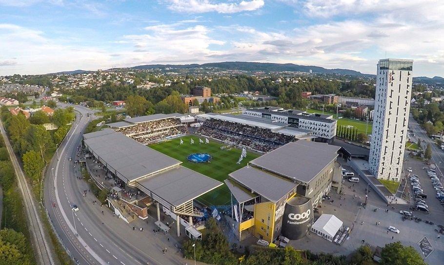 Lerkendal stadion Rosenborg Odd spilltips