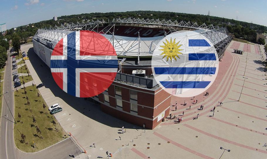 Uruguay Norge spilltips