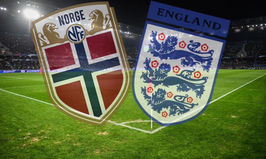 Norge England spilltips