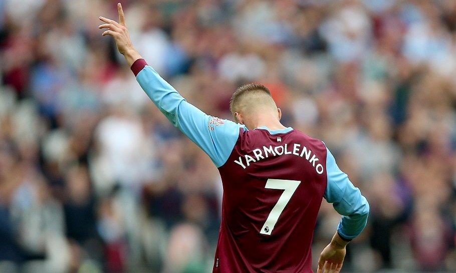 Yarmalenko West Ham Premier League fantasy tips