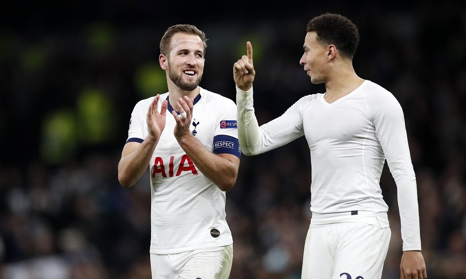 Harry Kane Dele Alli Tottenham fantasy premier league