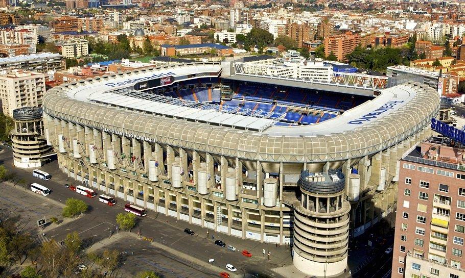 Santiago Bernabeu Real madrid Barcelona spilltips