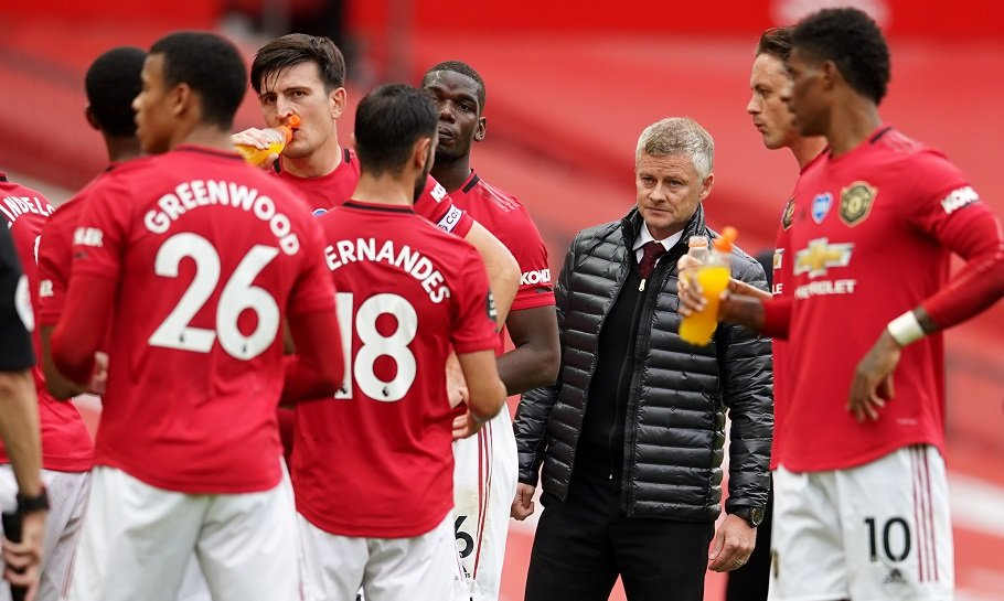 Manchester United spilltips premier league ole gunnar solskjær