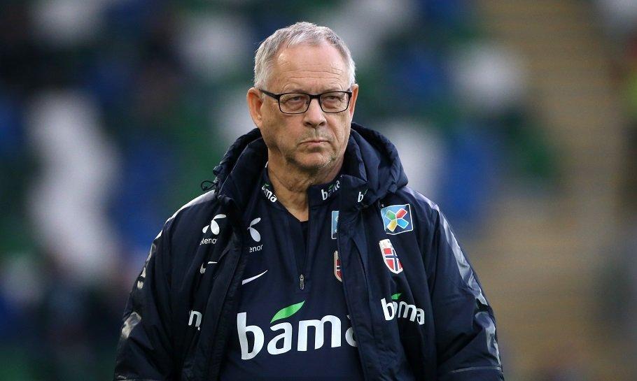 Lars Lagerbäck landslaget Norge