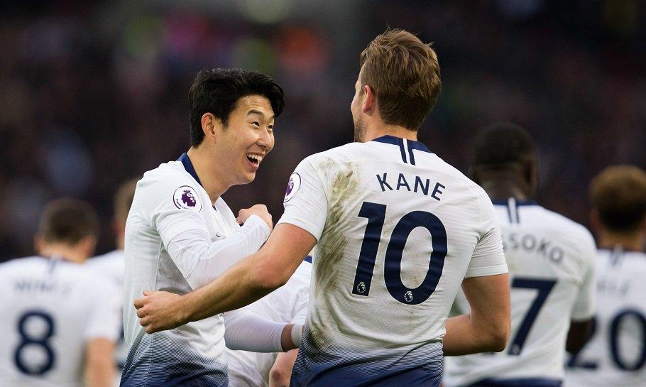 Son Kane Tottenham Fantasy Premier League