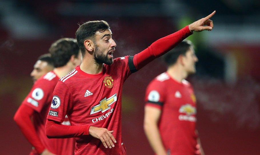 Bruno Fernandes Manchester United Fantasy Premier League