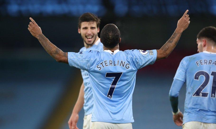 Sterling Manchester City Fantsy Premier League