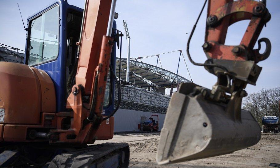 Stadionutbygginger i norge